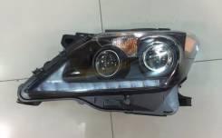 Фары (оптика) Lexus LX 570 2012-2015 черные