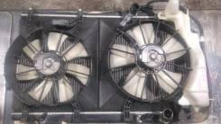 Радиатор охлаждения двигателя. Honda Stream, RN2 Двигатель D17A