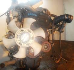 Двигатель. Mitsubishi Toppo BJ Mitsubishi Pajero Mini Двигатель 4A30T