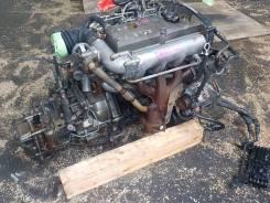 Двигатель в сборе. Mitsubishi: Eterna, Mirage, Lancer, Galant, RVR, Libero, Chariot Двигатель 4D68
