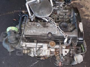 Двигатель в сборе. Mitsubishi Libero Двигатель 4D68T