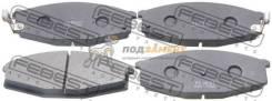 Колодки тормозные передние Febest / 0201-Y60F
