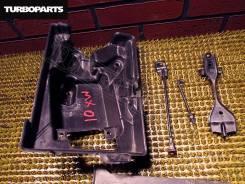 Крепление аккумулятора. Toyota Mark X, GRX120, GRX121, GRX125 Двигатели: 3GRFSE, 4GRFSE