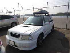 Дверь боковая. Subaru Forester, SF5