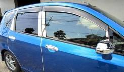Накладка на стойку. Honda Fit, GD4, GD3, GD2, GD1