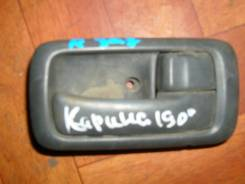 Ручка двери внутренняя. Toyota Carina, ST190 Двигатель 4SFE