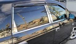 Накладка на стойку. Honda Odyssey, RA6, RA7, RA2, RA3, RA4, RA5, RA1