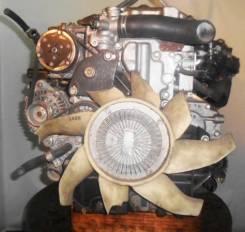 Двигатель в сборе. Mitsubishi Fuso, FE73D Двигатель 4M50T
