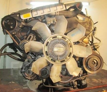 Двигатель в сборе. Mitsubishi: Pajero Evolution, Pajero, Debonair, Proudia, Triton, Montero Sport, Challenger Двигатели: 6G74, GDI