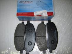 Колодка тормозная. Mitsubishi Chariot Grandis, N84W, N94W, N96W, N86W Mitsubishi RVR, N74WG, N64WG, N73WG, N71W, N61W
