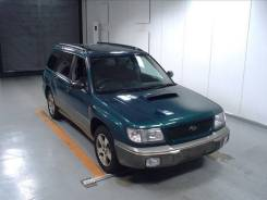 Стекло боковое. Subaru Forester, SF5, SF9 Двигатели: EJ25, EJ20