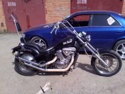 Honda Steed. 400 куб. см., исправен, птс, с пробегом