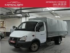 ГАЗ 330252. Газ 330252, 2 900 куб. см., 1 500 кг.