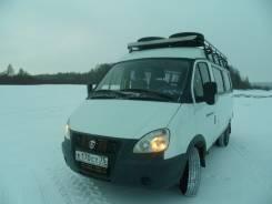 ГАЗ Газель. Продается газель с дизельным двигателем, 2 700 куб. см., 12 мест