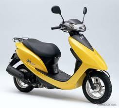 Honda Dio AF62. 49 куб. см., исправен, без птс, с пробегом