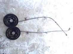 Механизм стояночного тормоза. Honda Fit, GD3