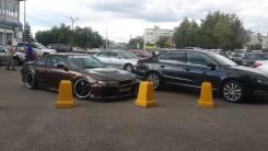 Бампер. Nissan Silvia