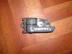 Ручка двери внутренняя. Toyota Ipsum, SXM10, SXM10G Двигатель 3SFE