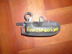 Ручка двери внутренняя. Toyota Funcargo, NCP20 Двигатель 2NZFE
