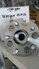Ступичный подшипник Toyota Ipsum, Noah, Voxy, 4WD задний. Toyota Ipsum, ACM26, ACM26W Toyota Voxy, AZR65, AZR65G, ZRR75, ZRR75G, ZRR75W Toyota Noah, A...