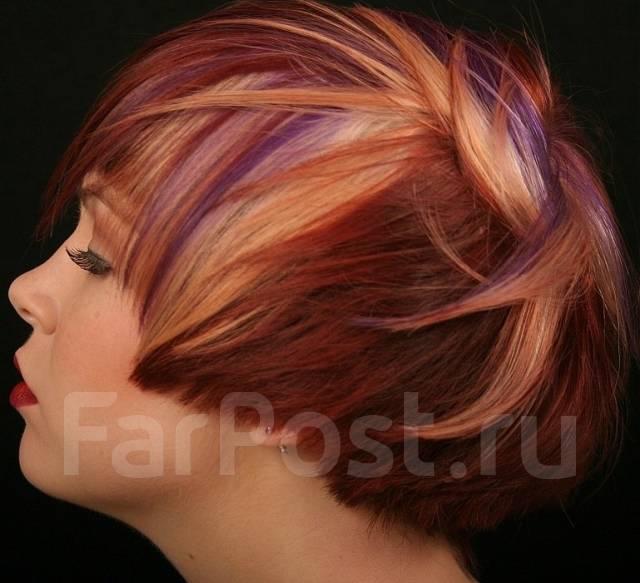 Мелирование волос от руб Косметология и красота во Владивостоке Мелирование волос