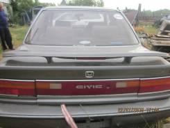Honda Civic 1990г. в. 4вд на запчасти ZC. Honda Civic Двигатель ZC
