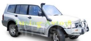 Шноркель. Mitsubishi Pajero, V60, V63W, V64W, V65W, V68W, V73W, V75W, V77W, V78W Двигатели: 4D56, 4D56T, 4M41, 4M41T, 6G72, 6G74, 6G75. Под заказ