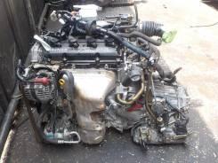Двигатель в сборе. Nissan: Presage, Serena, AD, Caravan, Teana, Bassara, Wingroad Двигатель QR25DE