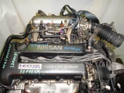 Двигатель в сборе. Nissan: Avenir, Bluebird Sylphy, Bluebird, Vanette, AD, Primera, Wingroad, Primera Camino, Expert Двигатель SR20VE