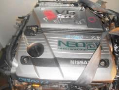 Двигатель в сборе. Nissan: Stagea, Moco, Cefiro, Datsun Truck, Figaro Двигатель VQ25DD