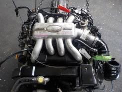 Двигатель в сборе. Nissan President Двигатель VH45DE