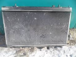 Радиатор охлаждения двигателя. Mitsubishi Dingo, CQ1A Двигатель 4G13