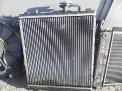 Радиатор охлаждения двигателя. Suzuki Wagon R Solio, MA34S Двигатель M13A