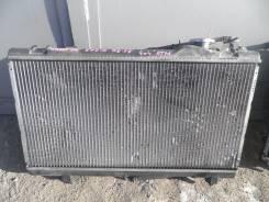Радиатор охлаждения двигателя. Toyota Raum, EXZ15 Двигатель 5EFE