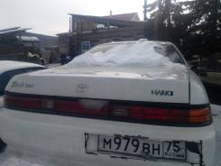 Стоп-сигнал. Toyota Mark II, JZX90 Двигатели: 1JZGE, 1JZGTE