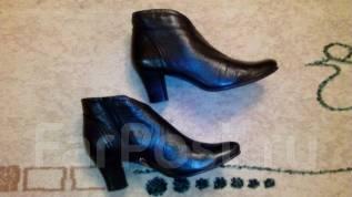 Ботинки. 39