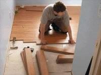 Монтаж, ремонт полов и напольных покрытий.