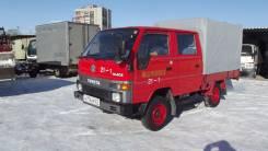 Toyota Hiace. Пожарка одинаковая резина односкатник есть аукционник, 2 400 куб. см., 1 500 кг.