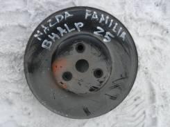 Шкив помпы. Mazda Familia, BHALP Двигатель Z5DE