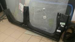 Порог пластиковый. Nissan X-Trail, T31, NT31, DNT31, TNT31