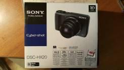 Sony Cyber-shot DSC-HX20V. 20 и более Мп, зум: 14х и более