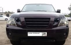 Решетка Nissan Patrol 62 кузов