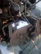 Механическая коробка переключения передач. Toyota FG20