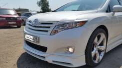 Решетка радиатора. Toyota Venza