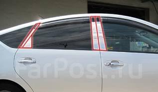 Накладка на стойку. Toyota Prius, NHW20