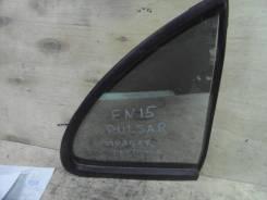 Форточка двери. Nissan Pulsar, FN15, FN14