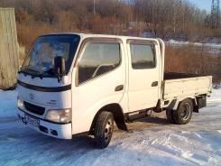 Toyota Dyna. Продам грузовик, 3 000куб. см., 1 500кг., 6x4