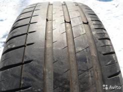 Michelin Pilot Sport 3. Летние, 2012 год, износ: 5%, 2 шт