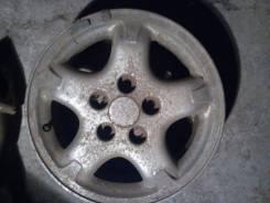 Toyota Caldina. 6.0x15, 5x114.30, ET38, ЦО 75,0мм.
