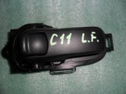 Ручка двери внутренняя. Nissan Tiida, C11 Двигатели: HR16DE, MR18DE, K9K
